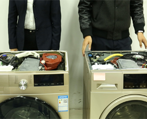 暴力拆机告诉你洗烘一体机如何选?