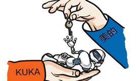 美的收购库卡 推动公司制造升级