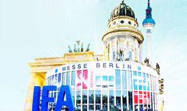 IFA2016德国柏林消费电子展览会全程报道