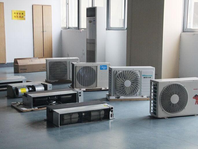 海尔 海信 格力 美的家用中央空调拆机评测