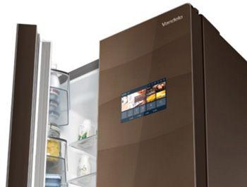 智战美食!美的大屏智能生态冰箱首测