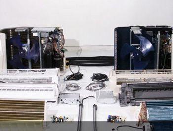 曝光潜规则!两款空调百余零部件拆解PK