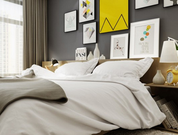 如何打造舒适温馨的卧室,这几点得注意