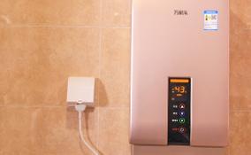 全程恒温舒适浴,万家乐Q6丽人浴燃气热水器评测