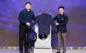 """惠而浦""""新睿oE系列""""洗衣机京东首发"""