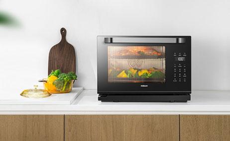 开启厨房新体验,老板蒸烤一体机CT73X深度评测