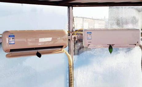 千元级1.5P一级能效空调挑战漠河极寒:华凌PK奥克斯