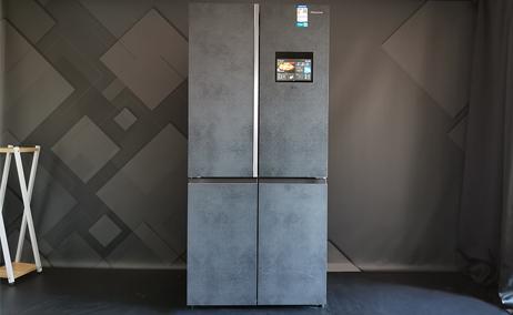 海信首款全空间搁贵滨顿食材管理冰箱深度评测