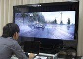 超大偏光式3D TCL65寸P10系3D电视评测