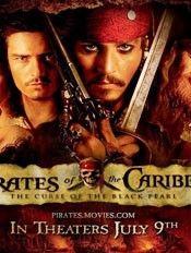 《加勒比海盗》