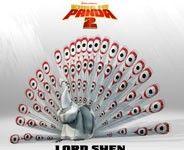 《功夫熊猫2》最新海报