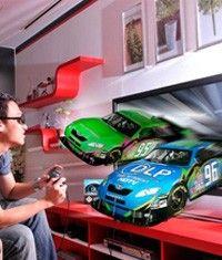 3D投影机