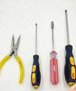 内部清洁及工具