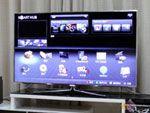 给力智能时代!三星Smart TV D8000首测