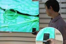 平板电视辐射实测
