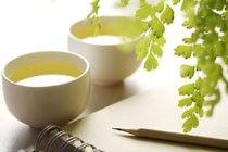 喝绿茶能预防电视辐射?