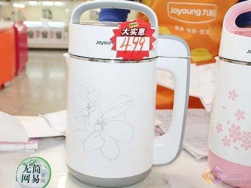 豆浆机:九阳DJ12B-A11D