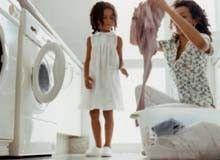 洗衣服如何更省水?