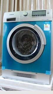 西门子极限高端 智能洗衣干衣机开箱体验
