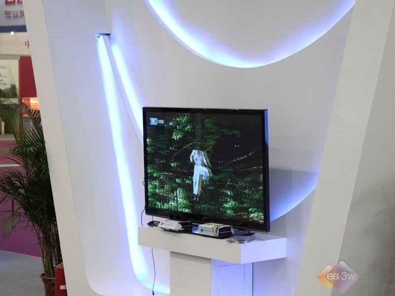 创佳3D电视