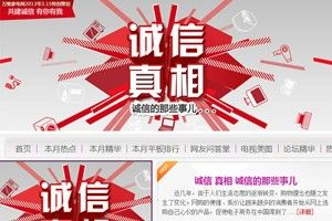 315特刊_视界第37期_2013年4月