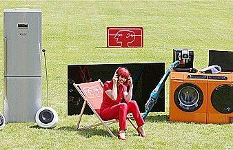 德国IFA展红发美女闪耀