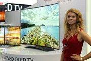 LG弧形OLED TV