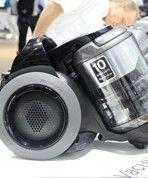 闪耀2013德国IFA:三星吸尘器独家探秘