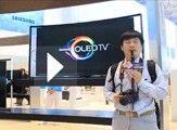 三星曲面OLED电视