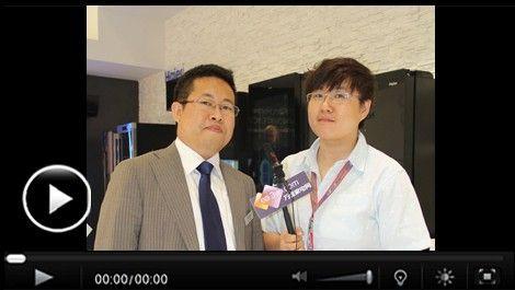 2013IFA 专访海尔欧洲大区经理孙书宝