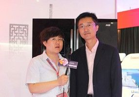 2013 IFA 专访:美菱欧洲大区经理 陈炎