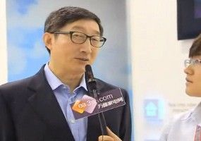 2013德国IFA备受瞩目 专访科沃斯钱东奇