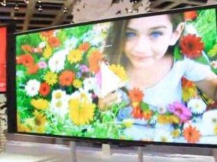 索尼展出高保真音质4K电视