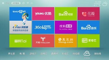 2013智能电视-浏览器