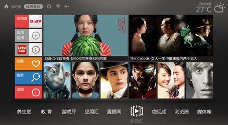 2013智能电视-影视汇集