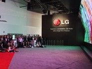 LG展台高清图赏