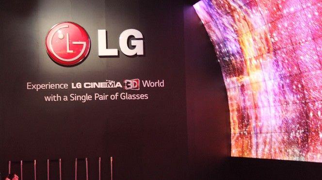 2014CES直击:LG展台高清图赏