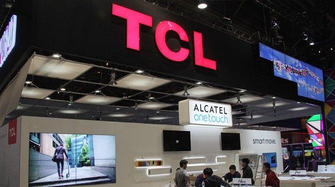 TCL展台高清图赏