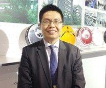 银星智能科技副总经理肖卫荣