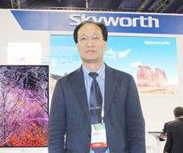 创维集团副总裁刘棠