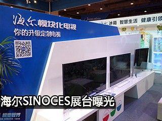 直击2014青岛SINOCES:海尔展台曝光