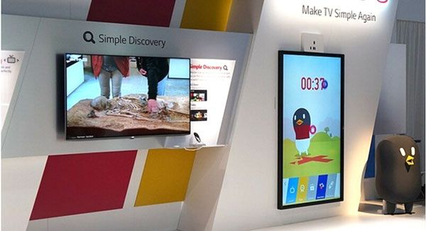 IFA探馆 LG HomeChat智能操作高调亮相