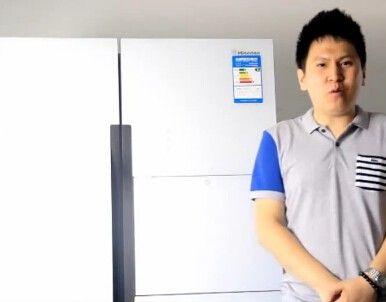 海信冰箱视频