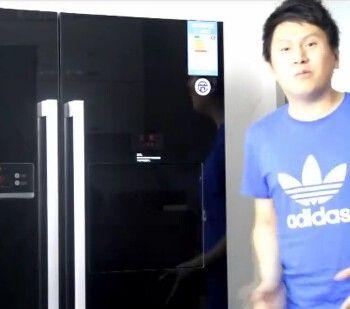 博世冰箱视频