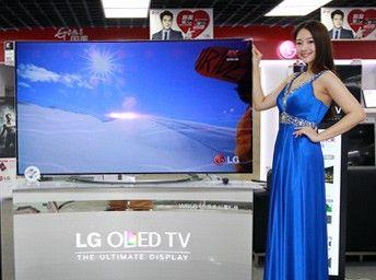 OLED有机电视拥有完美的画质与设计