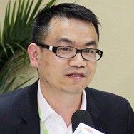 格兰仕空调营销总经理甘建国