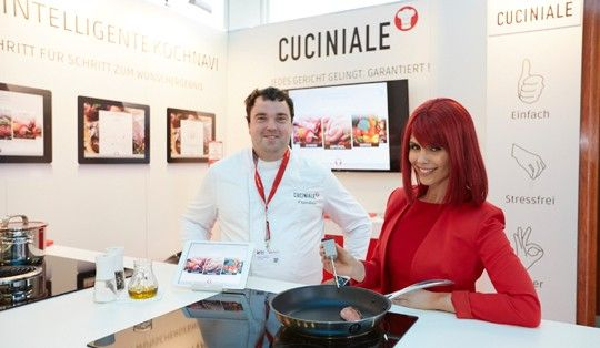 Cuciniale booth