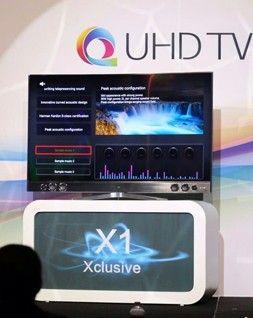 TCL新品X1 4K电视