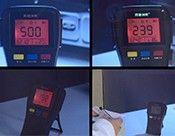 同步记录PM2.5检测仪数据