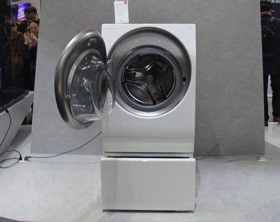 LG双层洗衣机
